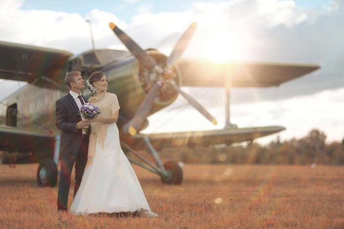 Hochzeit in Australien ausgefallen