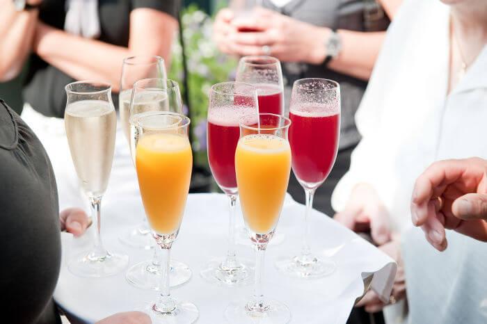 Getränke Hochzeit