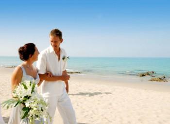 Heiraten im Ausland am Strand