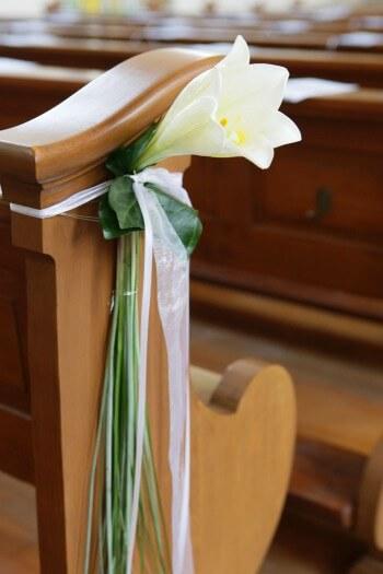 Blumendeko Kirche Hochzeit Bildergalerie Hochzeitsportal24