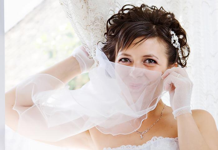 Brautfrisuren Kurzhaar