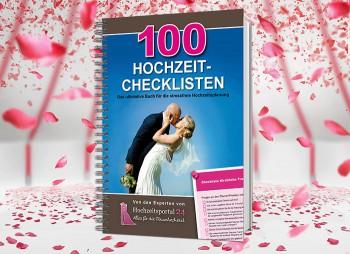 Buch-100-Hochzeit-Checklisten