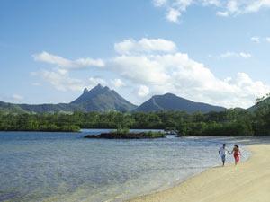 Flitterwochen Ziele Mauritius