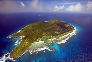 Flitterwochen Ziele Seychellen