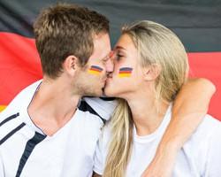 Heiratsantrag Fußballstadion