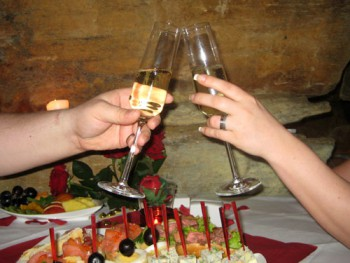 Heiratsantrag Verlobungsgeschichte Picknick