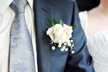Hochzeitsanstecker günstig
