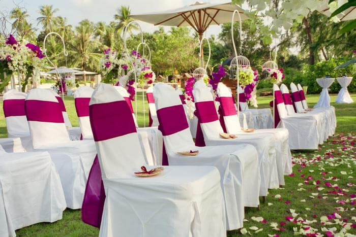 Hochzeitsdeko Pink Bildergalerie Hochzeitsportal24
