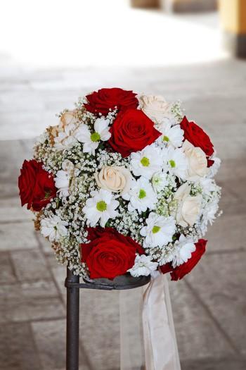 Hochzeitsdeko rot weiß - Bildergalerie Hochzeitsportal24