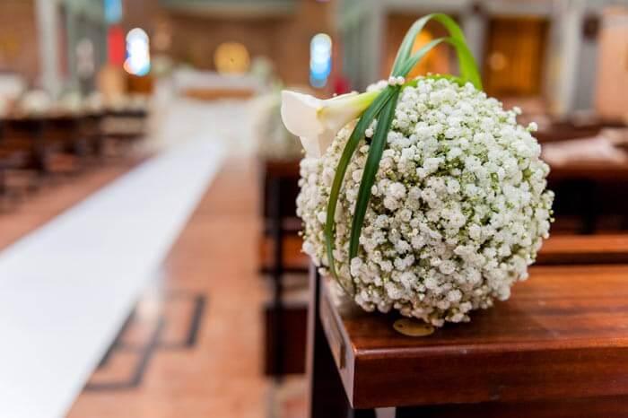 Hochzeitsdekoration kirche bildergalerie hochzeitsportal24 Hochzeitsdekoration