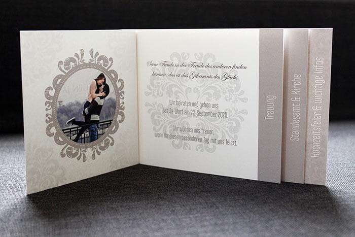 Hochzeitseinladungen » Hochzeitseinladungen mal anders