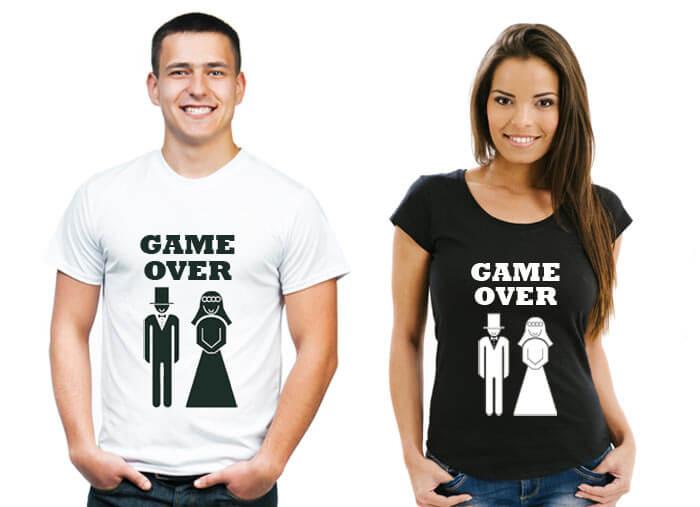 Junggesellenabschied-T-Shirt & Jungesellinnenabschied-Accessoires