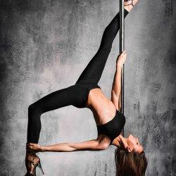 Junggesellinnenabschied Pole Dance