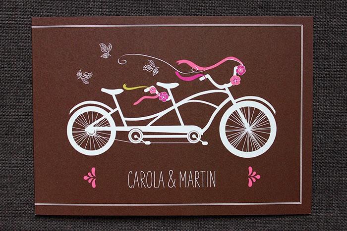 Kartenmacherei Hochzeitskarten