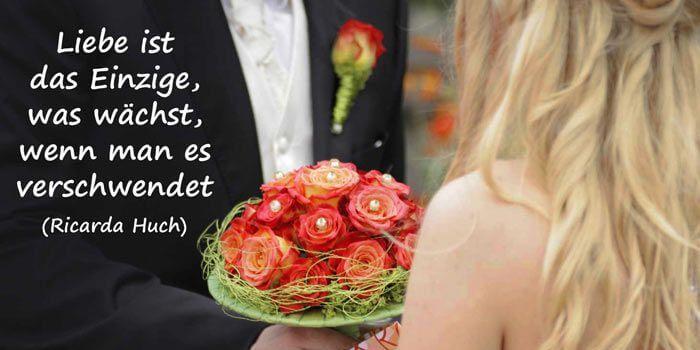Liebessprüche - Liebe ist das Einzige, was wächst, wenn man es verschwendet