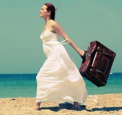 Polterabend Spiel Hochzeitskoffer packen