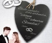 Romantisches Geschenk Herz