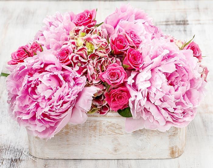 Blumengesteck F R Die Hochzeit Hochzeitsportal24