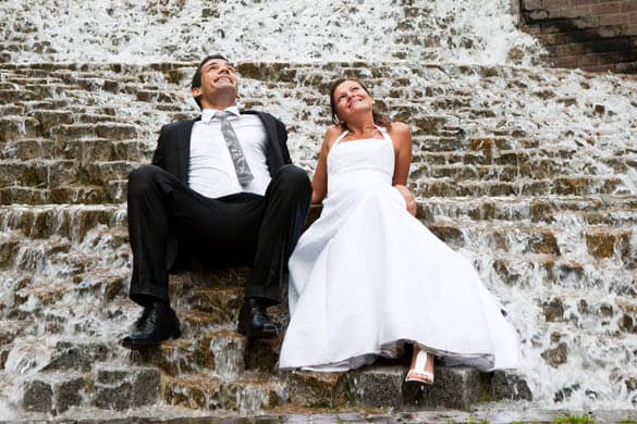 Trash-the-Dress Bilder