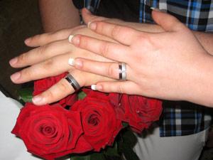 Verlobungsgeschichte Ringe