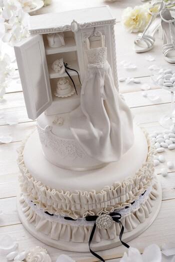Außergewöhnliche Hochzeitstorten