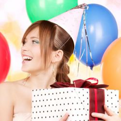 Ballongeschenke zur Hochzeit