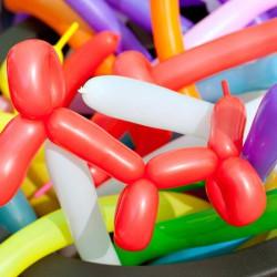 Ballongeschenke: Modellierballons