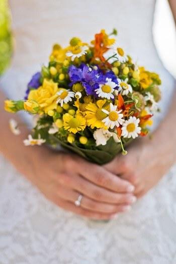 Brautstrauss Wiesenblumen Bildergalerie Hochzeitsportal24