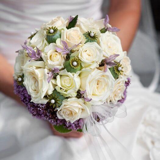 Brautstrauß pastell  Bildergalerie Hochzeitsportal24