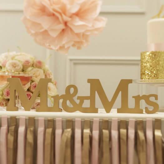 Dekoartikel Hochzeit