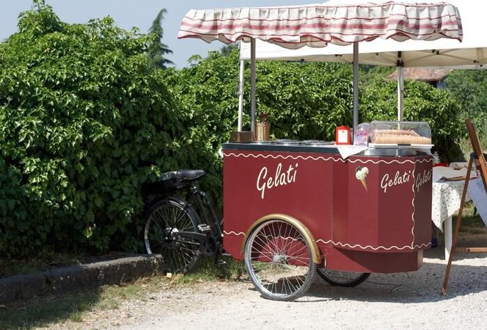 Hochzeitsideen Eiswagen