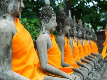 Hochzeitsreise Thailand Ayuttaya