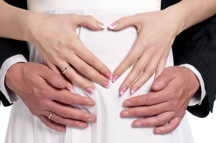 Schwanger heiraten