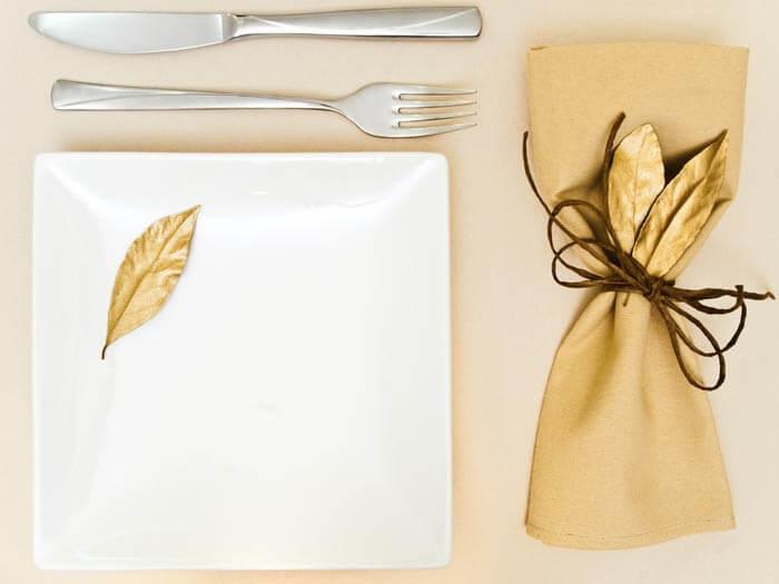 Dekoideen Goldene Hochzeit selber machen