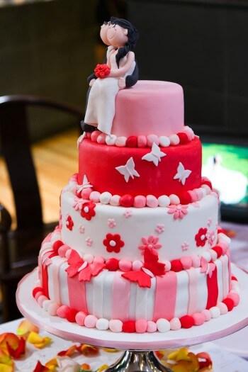 Hochzeitstorte Amerikanisch Pictures to pin on Pinterest