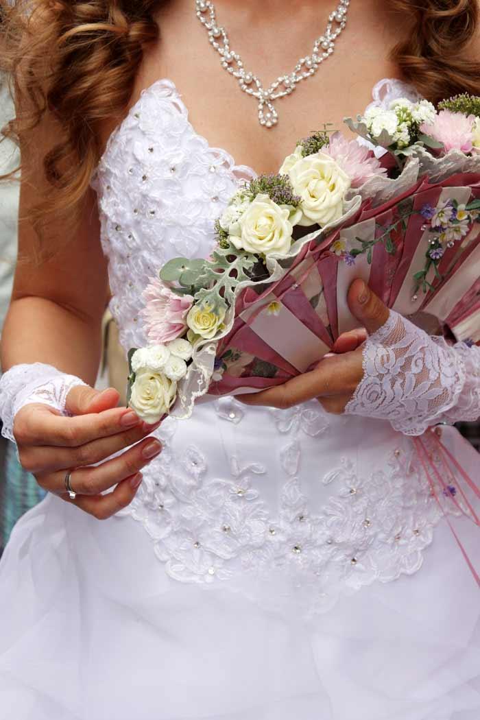 Ausgefallene Brautsträuße