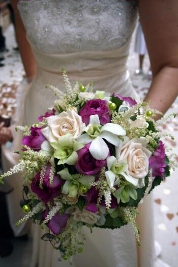 Wasserfall Brautstrauss Bildergalerie Hochzeitsportal24