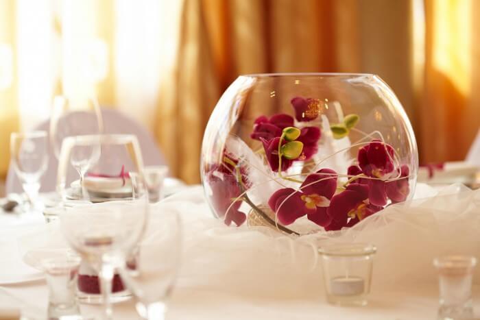 Blumendeko Exklusiv Mit Orchideen Bildergalerie