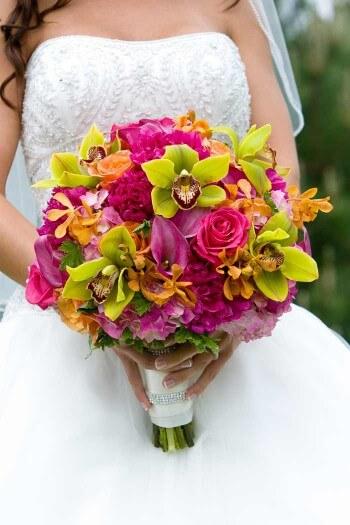 Blumensträuße Hochzeit