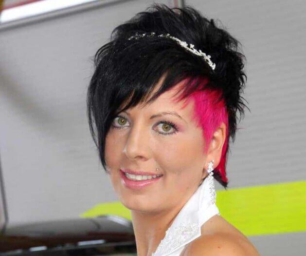 Brautfrisuren Kurze Haare Bildergalerie Hochzeitsportal24