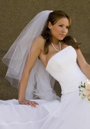Brautfrisuren Mit Schleier Offene Haare Hochzeitsportal24