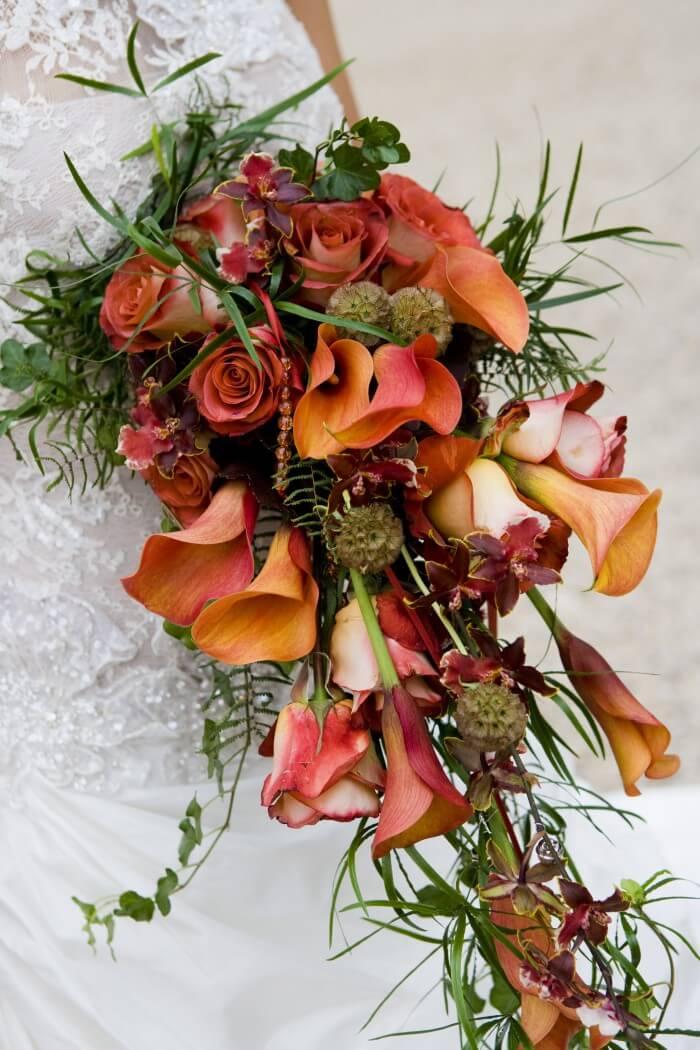 Diy Bouquet Cascade