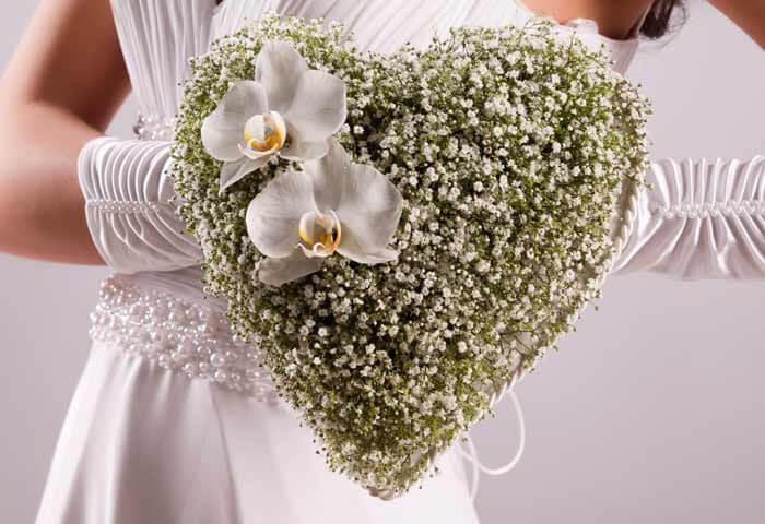 Brautstrauss Schleierkraut Bildergalerie Hochzeitsportal24