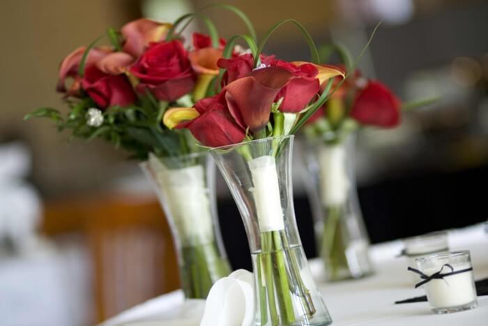 Brautstrauss Als Tischdeko Bildergalerie Hochzeitsportal24