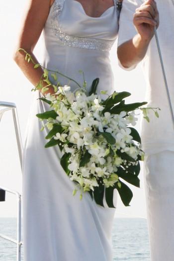 Brautstrauß groß
