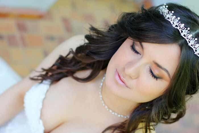 Diadem Hochzeit