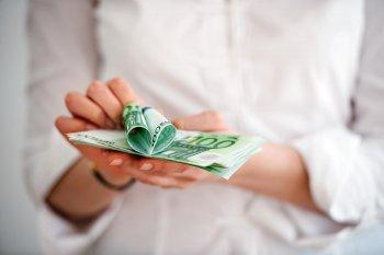 Geld zur Hochzeit