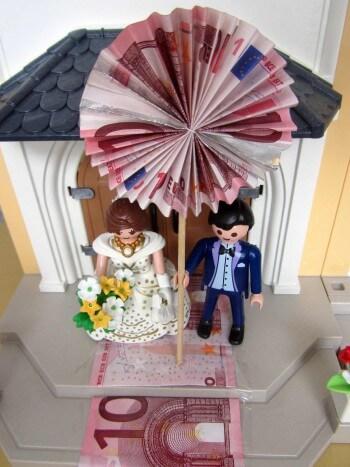 playmobil brautpaar tolles hochzeitsgeschenk f r playmobil freunde. Black Bedroom Furniture Sets. Home Design Ideas