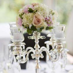 Hochzeit Kerzenständer
