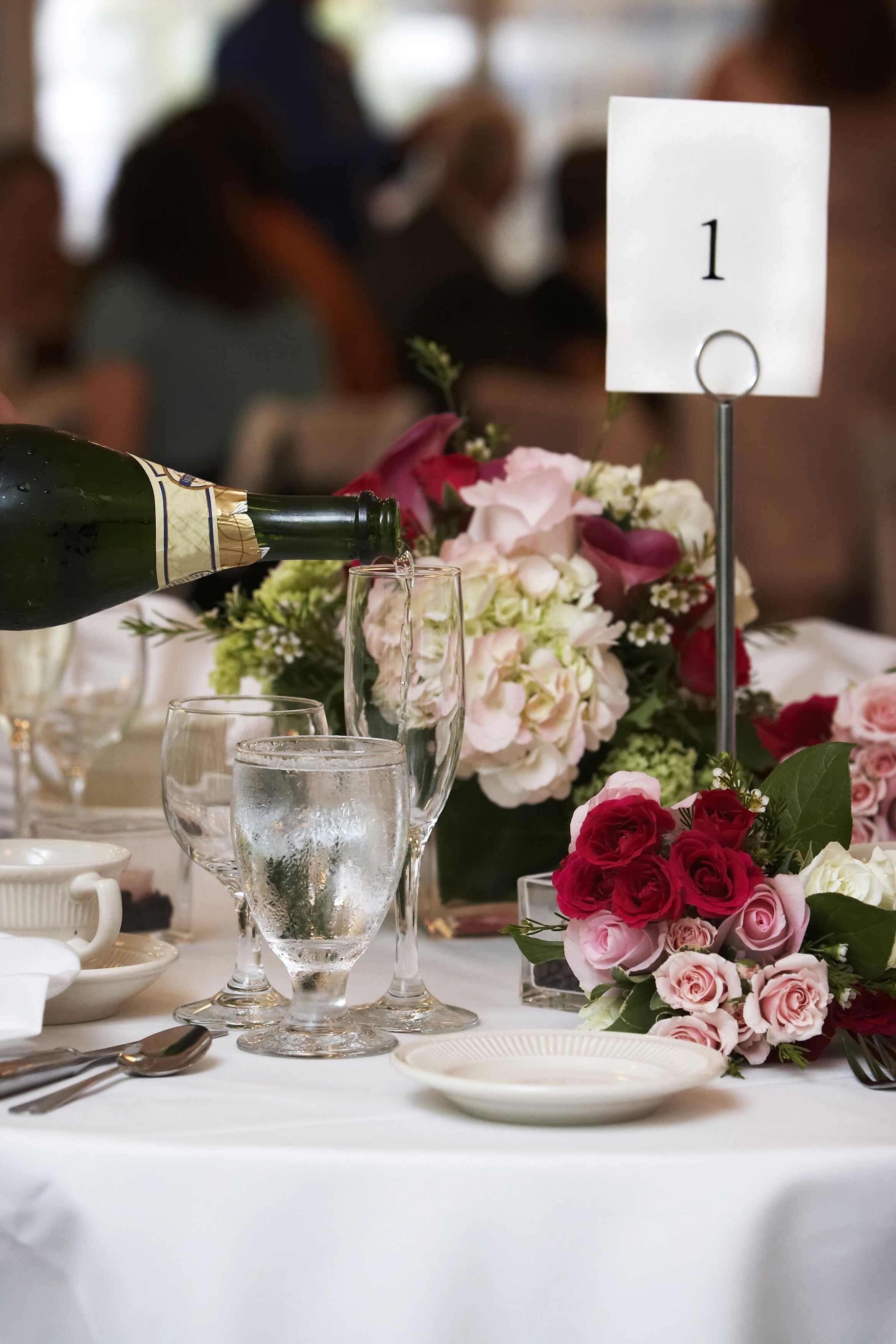 Hochzeit Tischdeko Bilder Bildergalerie Hochzeitsportal24